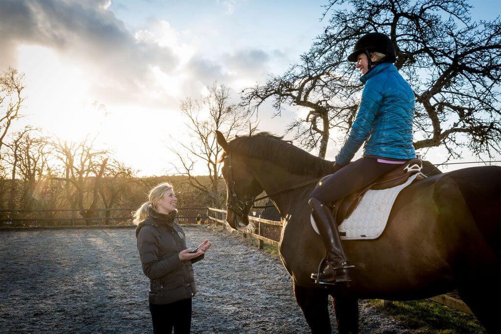 Heinshof – Horseback riding vacation near Hamburg