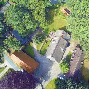 Heinshof Ansicht von oben